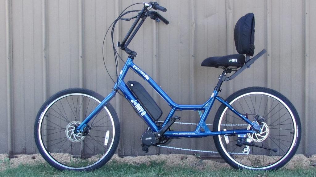 Patriot Electric Blue