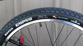 Maxxis Gypsy Tires 26x2.10